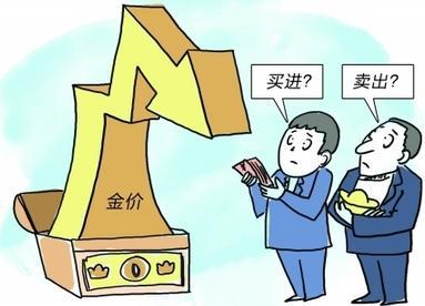 黄金价格上演奇迹日 今日金价指引方向—