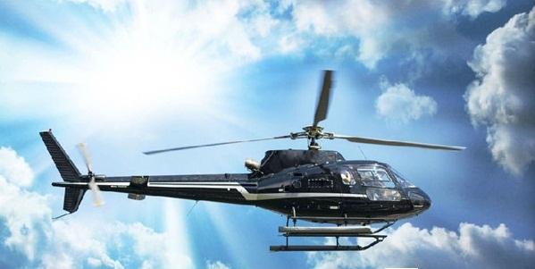 首付1成购置直升机 私人直升机普及有望