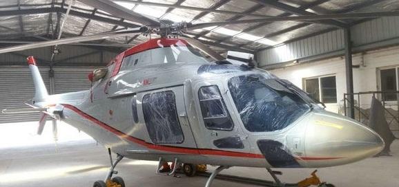 热门飞机AW119Kx是唯一具备真EMS功能的私人直升机