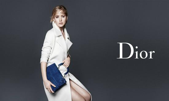 迪奥释出2015秋冬「Be Dior」包包系列广告大片