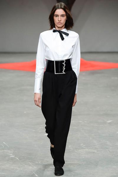 Osman服装品牌于伦敦时装周发布2016春夏系列