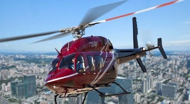 贝尔直升机布拉格定制和配送中心获得认证
