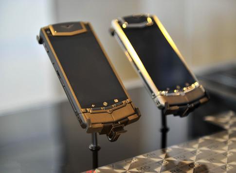 英国奢侈品手机制造商Vertu被中国投资者收购