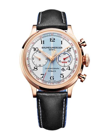 名士推出全新卡普蓝SHELBY COBRA独一珍品眼镜蛇腕表