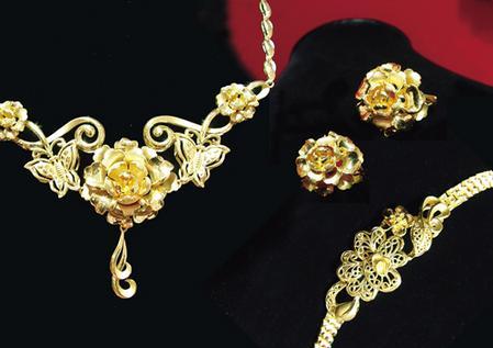 黄金与黄金饰品的区别