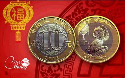 猴年纪念金银币发行热销