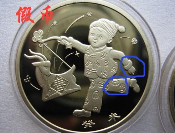 生肖纪念币鉴定
