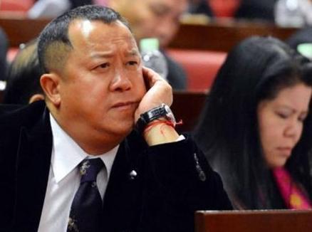 曾志伟辞去常委 5年未曾出席过江门市政协会议