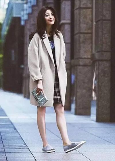 2016服装流行趋势示范 呢大衣就应该这么穿!