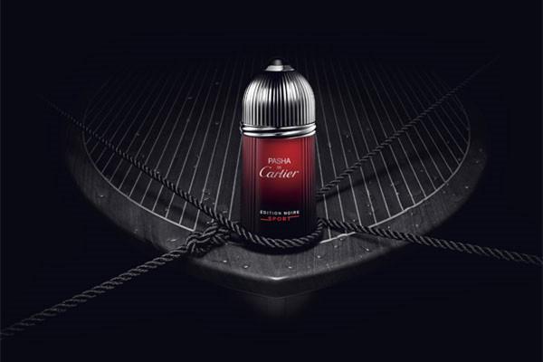 卡地亚推出全新Pasha de Cartier运动黑色版男香