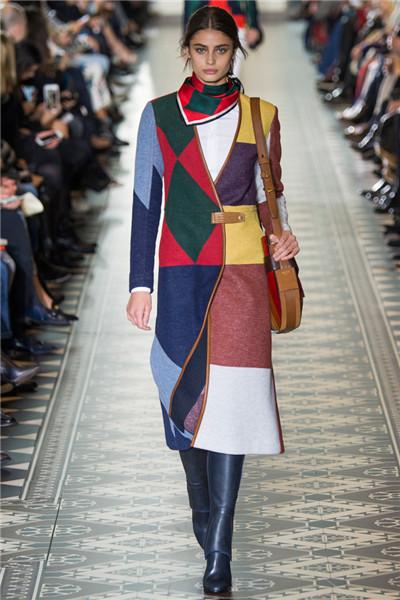Tory Burch于纽约时装周发布2016秋冬系列