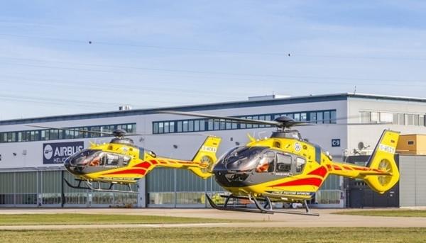 波兰空中医疗救援接收四架新H135私人直升机