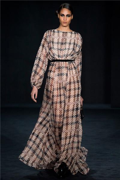 Daks服装品牌于伦敦时装周发布2016秋冬系列