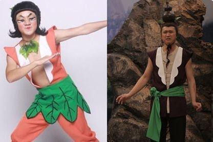 据悉葫芦兄弟拍真人版 网友呼唤王祖蓝谢娜主演