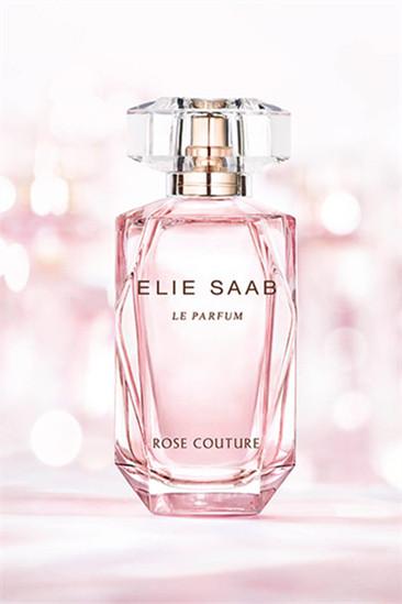 Elie Saab推出全新「玫瑰幻梦」订制香水