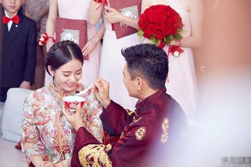 吴奇隆刘诗诗巴厘岛大婚 《步步惊心》的最美结局