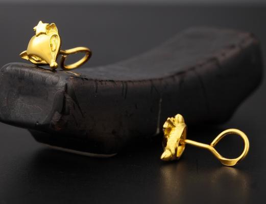 黄金耳钉对人体有什么好处