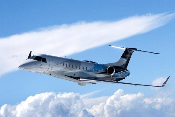莱格赛600:同级别中载客量最大的私人飞机
