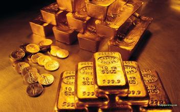 国际黄金价格10分钟内巨震10美元 走势晦涩难明
