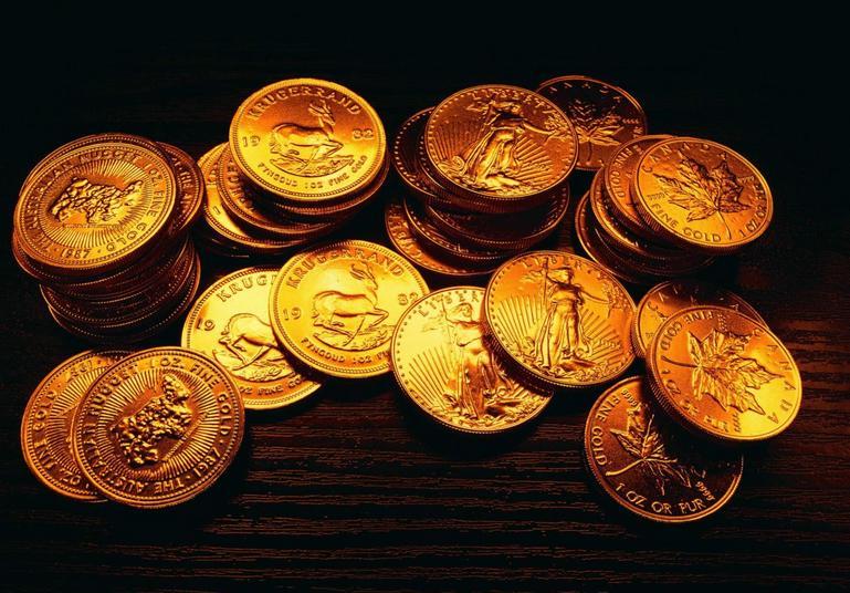 Comex6月黄金期货价格立牌坊需要修饰一下
