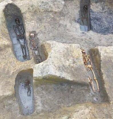 成都平原迄今最早古城:核桃随葬 有拿儿童祭祀情况存在