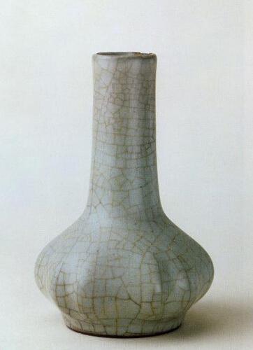 宋官窑瓷器收藏鉴赏