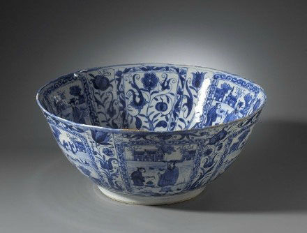 荷兰馆藏的明代精美瓷器收藏鉴赏