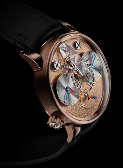MB&F名表品牌推出全新LM1 Silberstein腕表