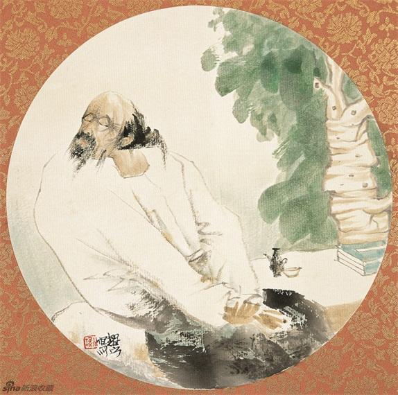 杨耀宁写意人物画收藏鉴赏