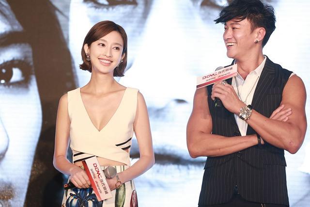 何润东现身上海电视节 感叹步惊云变搞笑角色
