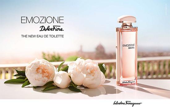 菲拉格慕推出全新Emozione Dolce Fiore情愫淡香精
