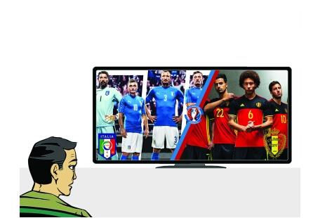 关于2016欧洲杯的最新消息