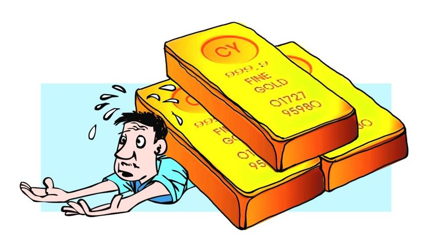 风险事件接踵而至 纸黄金价格能否重回牛市