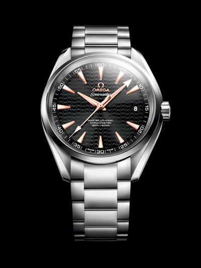 欧米茄发布三款全新海马系列Aqua Terra腕表