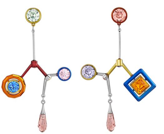 施华洛世奇集体创作成员首款珠宝首饰系列赏析(一)