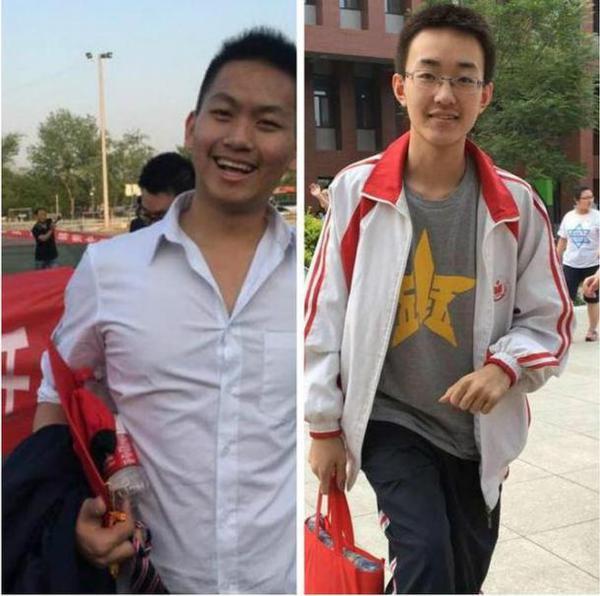 清华北大连夜抢人 河北两高考状元目前已经被接到北京