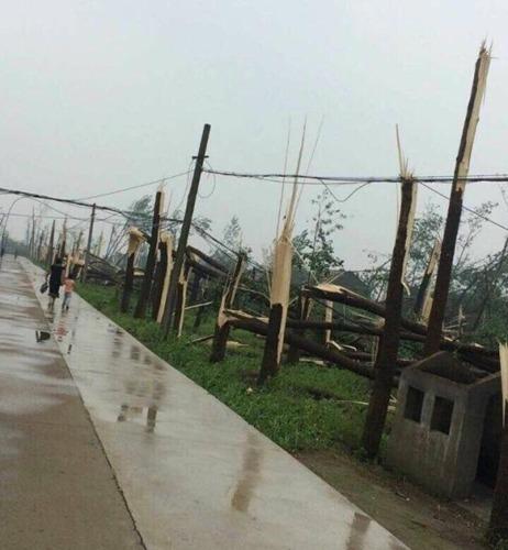 盐城50年罕见强龙卷风致78人死亡 受伤近500人