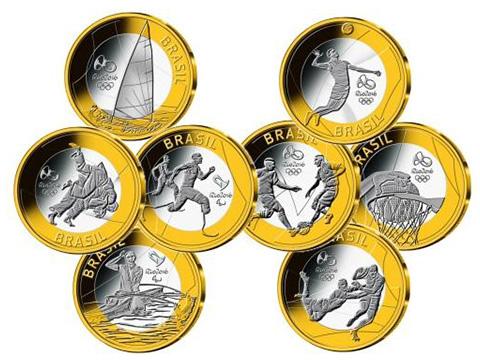 2016里约奥运会纪念币出现假币 升值空间几何