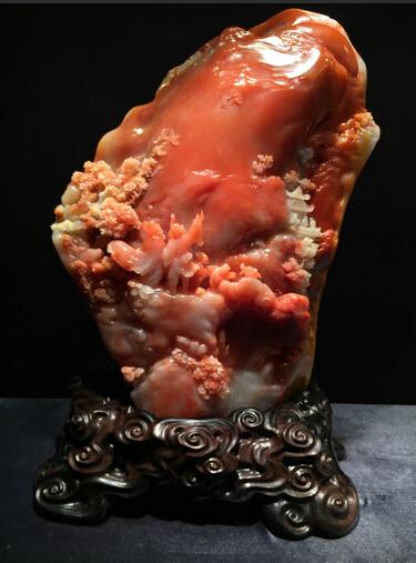 第二届昌化田黄精品展暨四大国石展:老挝石收藏鉴赏