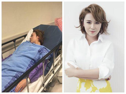 马丽生日昏迷送医院抢救 感慨快乐健康最重要