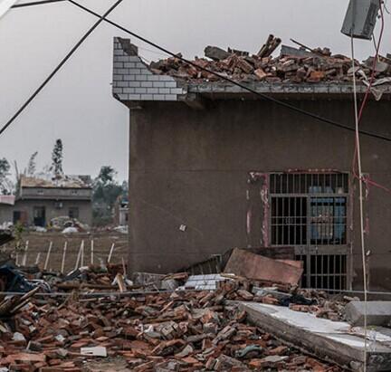 盐城6·23龙卷风事故头七祭:一场改变一切的风