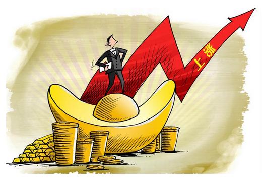 公投结束纸黄金价格再次起飞