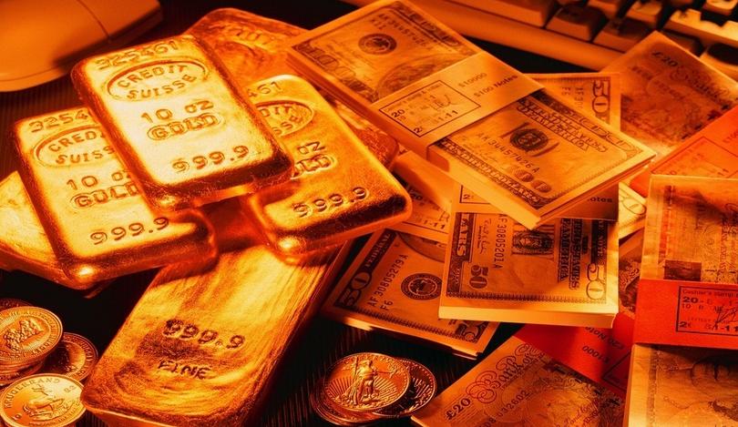纸黄金价格迎来一波短线跳水