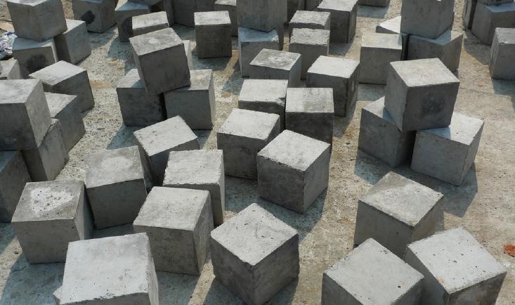 多种结构强度下的混泥土分类简介