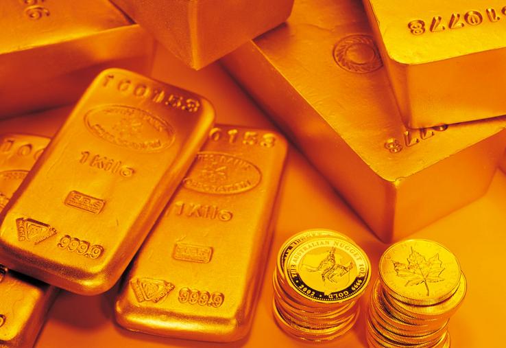 纸黄金开始多空对决 今日金价偏弱整理