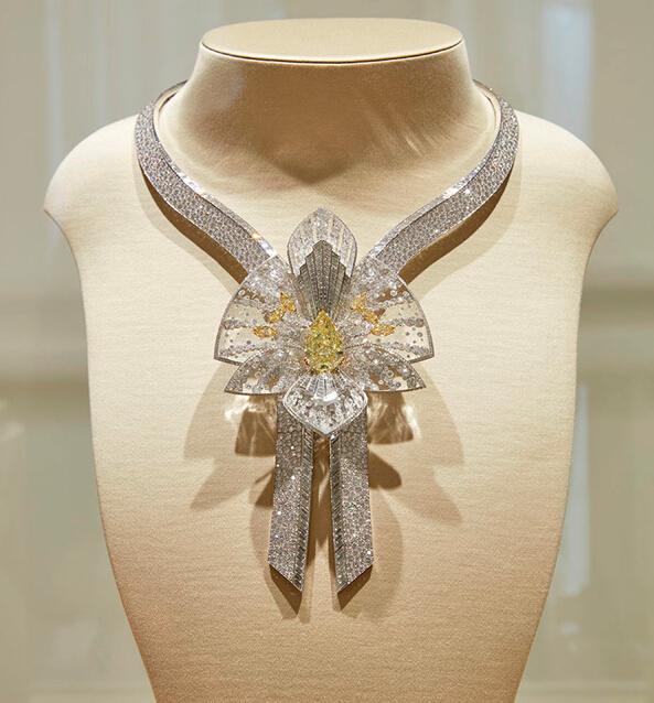 宝诗龙全新 26 Vendôme 系列 打造珠宝梦幻诗篇