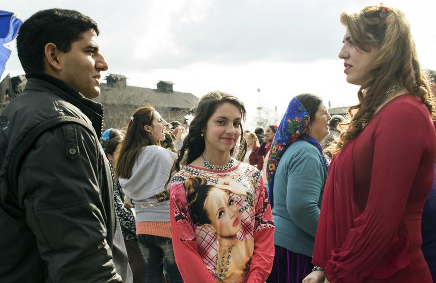 保加利亚新娘集市:不要黄金但不合适中国男人