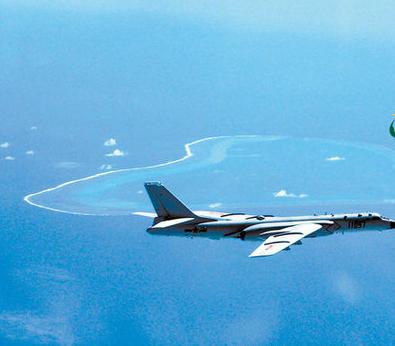 轰6K是超级猎枪 战斗巡航常态化