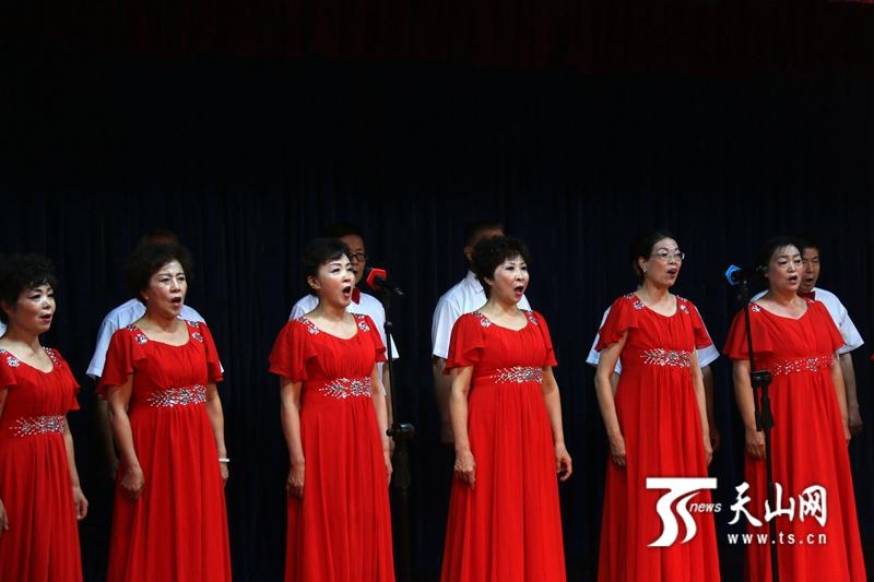 乌鲁木齐举办保险演唱会 以不一样的方式宣传保险