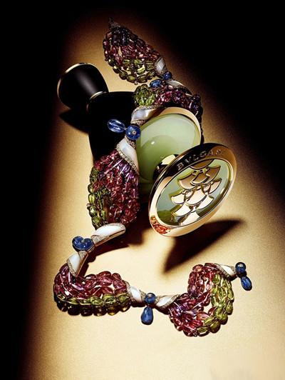 Bvlgari推出全新珠宝世家奢华香氛之御皇系列